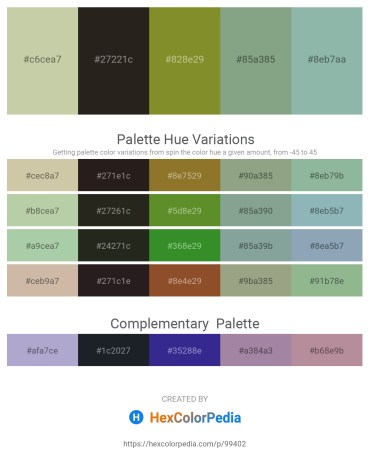 Palette image download - Tan – Black – Olive Drab – Dark Sea Green – Dark Sea Green