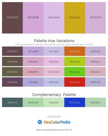 Palette image download - Dim Gray – Dark Olive Green – Light Steel Blue – Goldenrod – Light Steel Blue