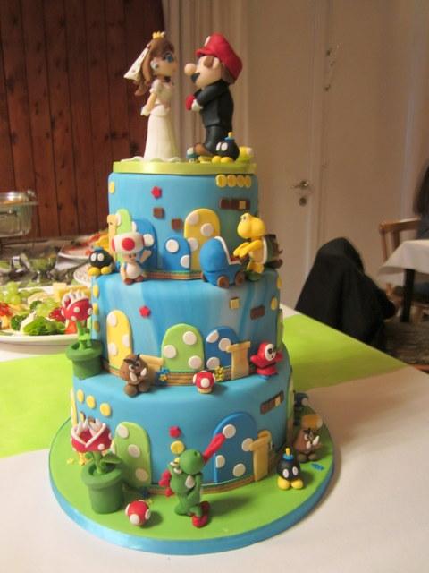 Besondere Anlsse 1 Hochzeit Im Super Mario Land