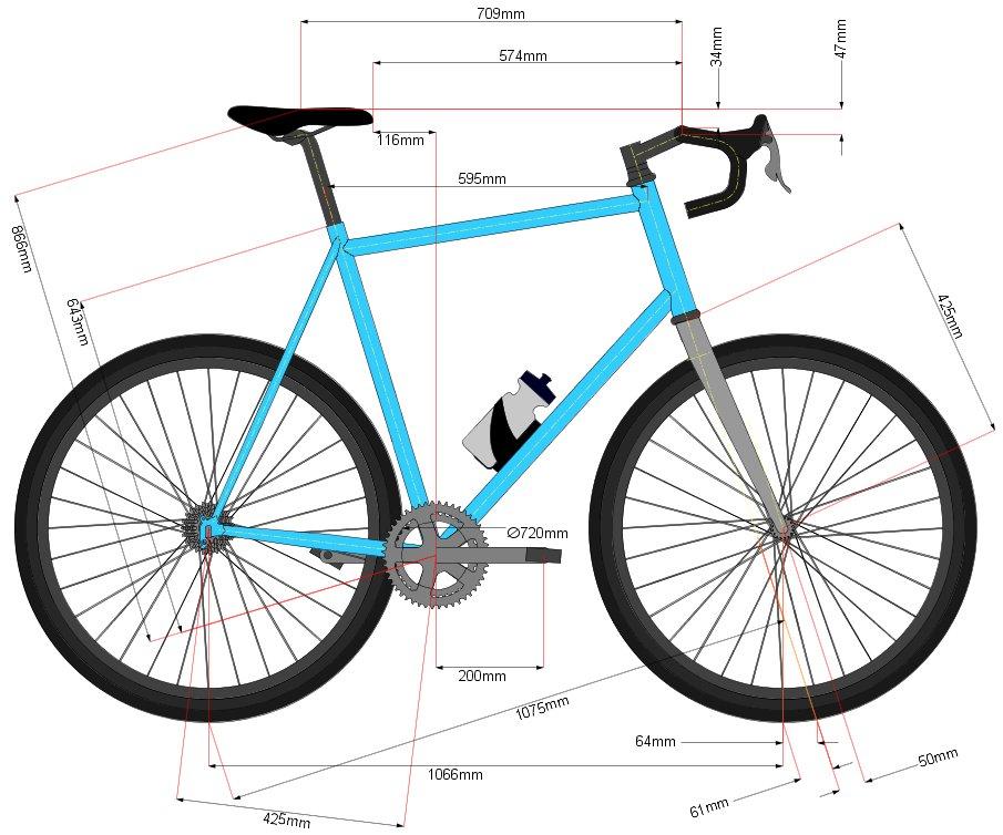 Bicycle Design with BikeCAD | mechanical hacks