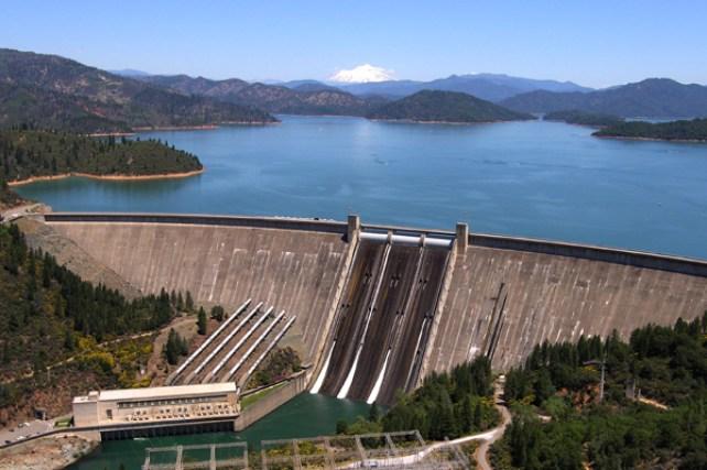 Shasta Dam | VisitRedding.com