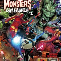 Get a Sneak Peek at MONSTERS UNLEASHED With FREE Sampler Available January 4th!