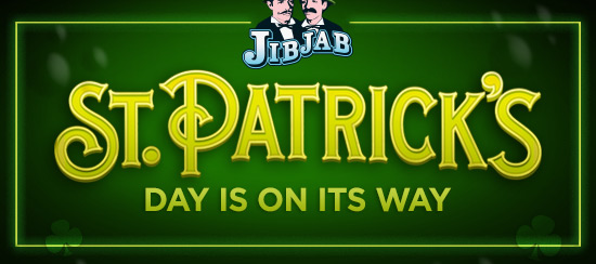 St. Patrick's Day is on its way!