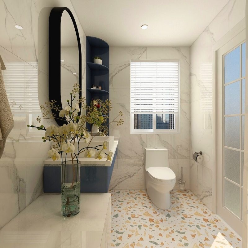 marble bathroom interior design 2
