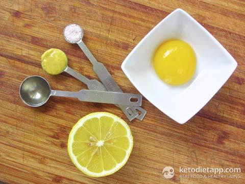 Healthy Homemade Mayo, Three Ways