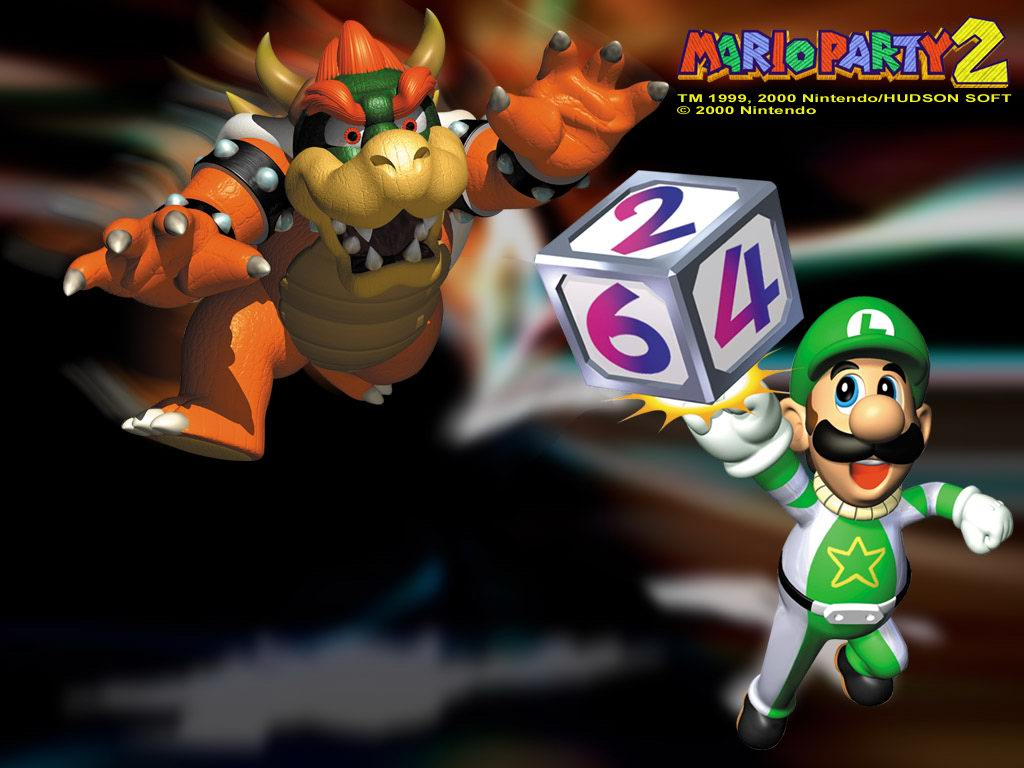 Mario Party2 Wallpapers Download Mario Party2 Wallpapers