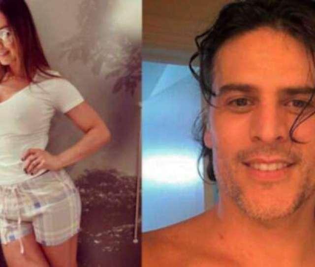 Esperanza Gomez Y Jaider Villa A Parecen En La Pelicula Mal Aguero