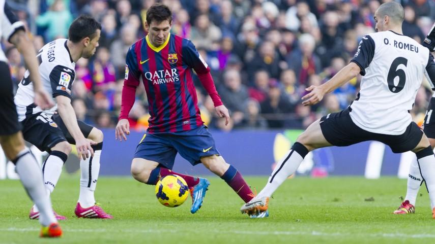 Valencia rattles the leader - News - Liga de Fútbol Profesional 2014Valencia rattles the leader - 웹