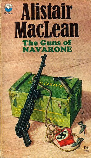 the guns of navarone Alistair maclean