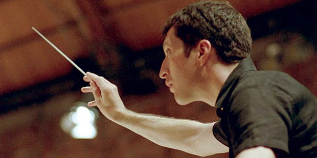 Composer Thomas Ades