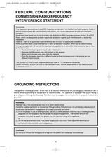 magic chef mcm770b user manual page 1