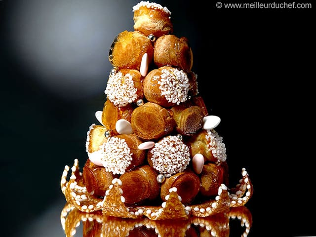 Pice Monte Wedding Cake Fiches Recettes