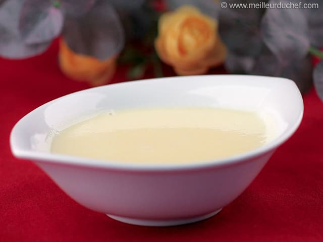 Crme Anglaise Recipe With Images