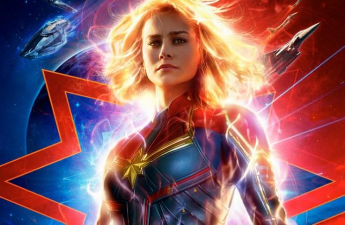 poster captain marvel 1