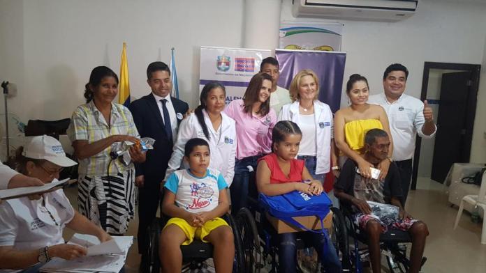 Mormones continúan ayudando a más familias en Colombia