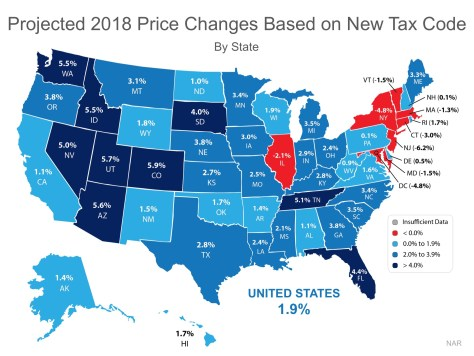 What Impact Will the New Tax Code Have on Home Values?   MyKCM