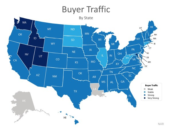 Latest NAR Data Shows Now Is a Great Time to Sell! | MyKCM