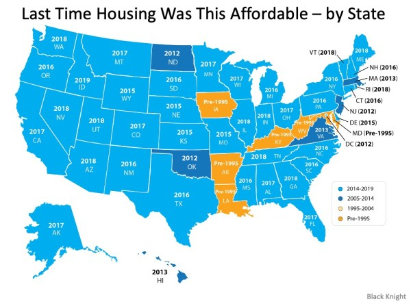 Homes Are More Affordable Right Now Than They Have Been in Years | MyKCM