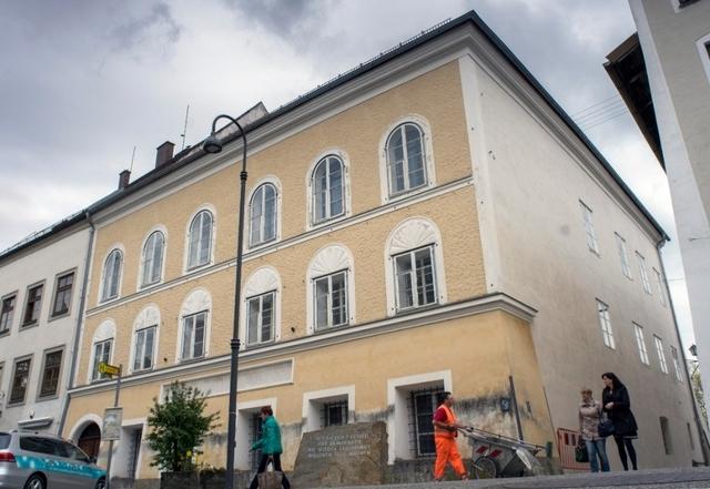 l etat autrichien est devenu proprietaire de cette maison de ville situee dans le
