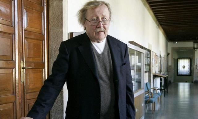 «Das europäische Aggregat befindet sich in einem Zustand, den niemand so gewollt haben kann»: Philosoph Sloterdijk. (30. Oktober 2013)