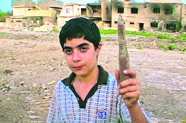 Splitter der Geschichte: In «Homeland (Iraq Year Zero)» von Abbas Fahdel bekommt die Erzählung über den Krieg ein Gesicht.