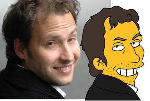 Jan Rothenberger als Simpson