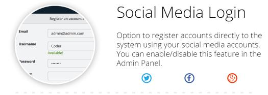 Reader - PHP Book Database Social Site - 10
