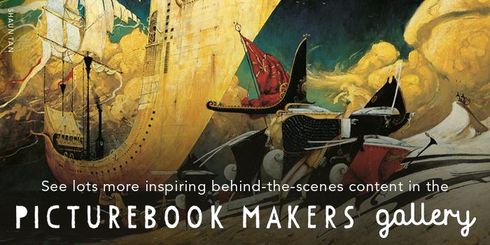 Inscrivez-vous à la galerie Picturebook Makers