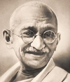 Forgiveness quote from Gandhi