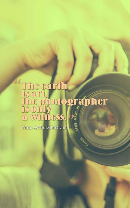 80 Beautifully Inspiring Photography Quotes   Planet of Success Photography quotes