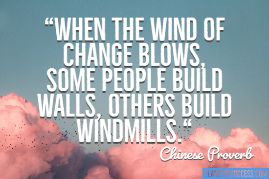 The wind of change quote