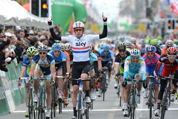 Wiggins stage win