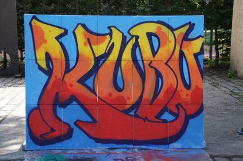 graffiti kubu 494x328