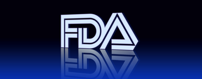 FDA reflected