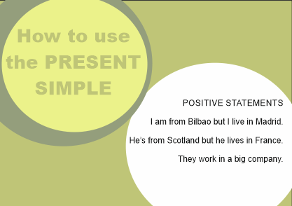 present simple6