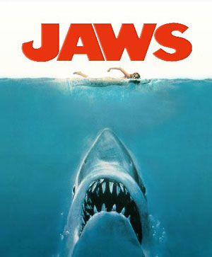jaws movie poster 300