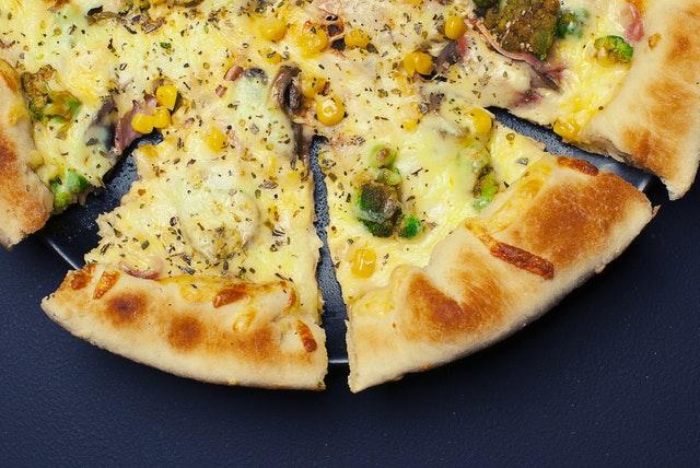 food pizza fast food