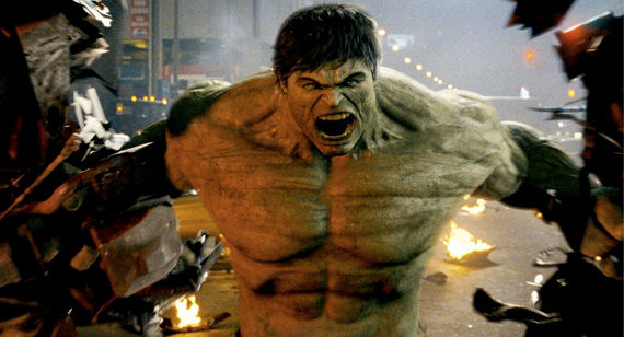 The Incredible Hulk 2008 Avengers Discussion