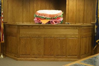 I Ham Sandwich