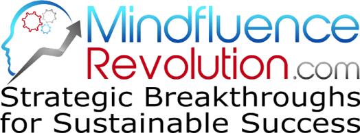LOGO Mindfluence Revolution tagline 2 SM