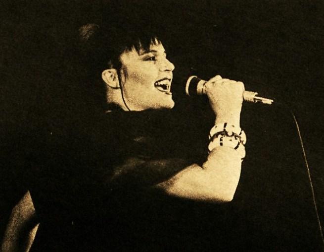 Ragnhildur Gísladóttir 1984