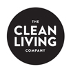 Clean Living Logo Black Small RGB