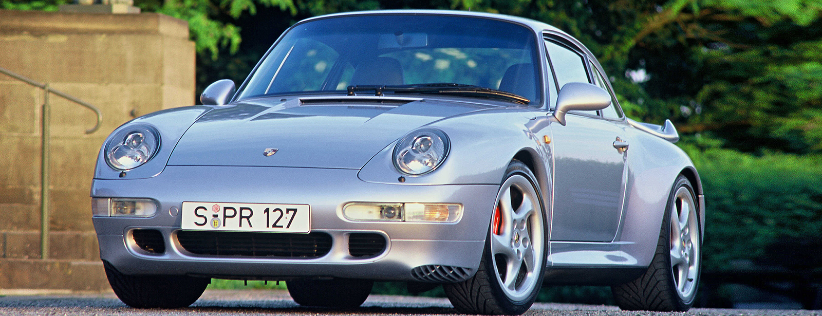 Porsche 993 Turbo - Porsche USA