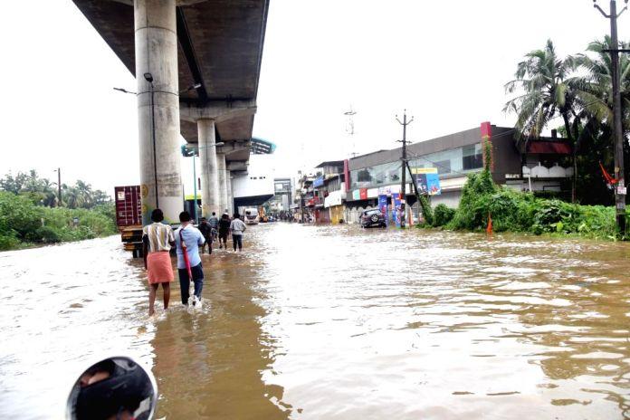 Image result for kochi flood today