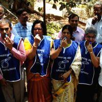 Expose- Loksatta Party Anti -Women, Anti- SC/ST shaking hands with Hindutva forces  #Vaw
