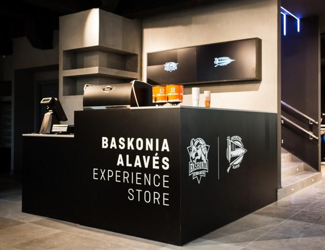 Baskonia Alavés tienda