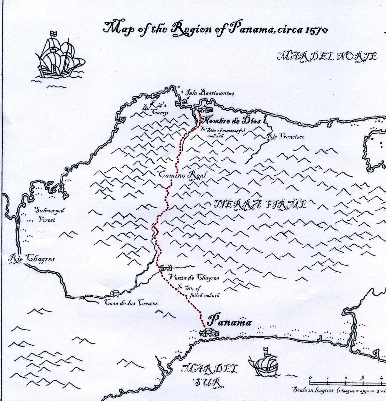 Panama El Camino Real004