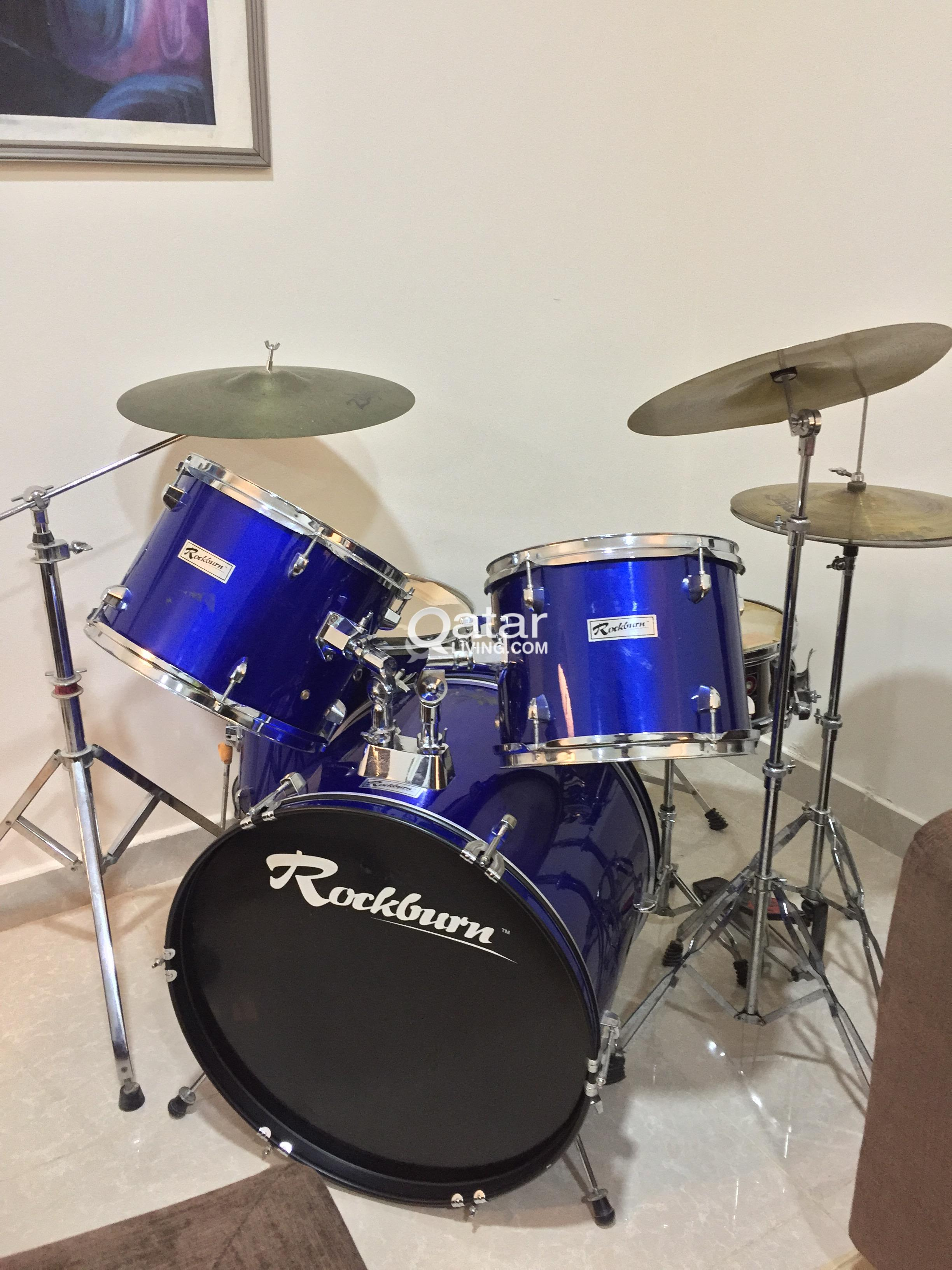 DRUM SET for sale   Qatar Living