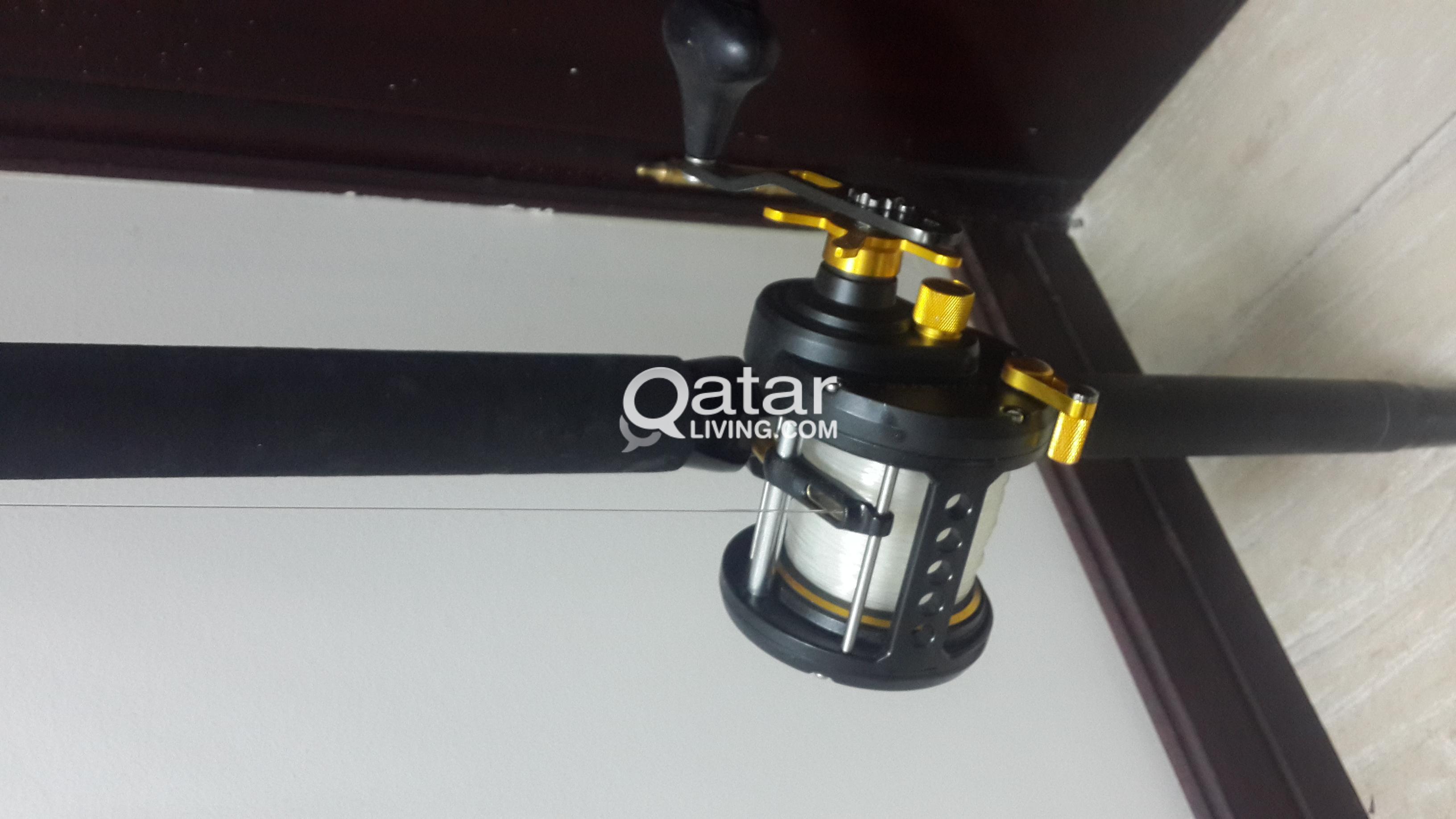 Fishing Rods Amp Reels Qatar Living