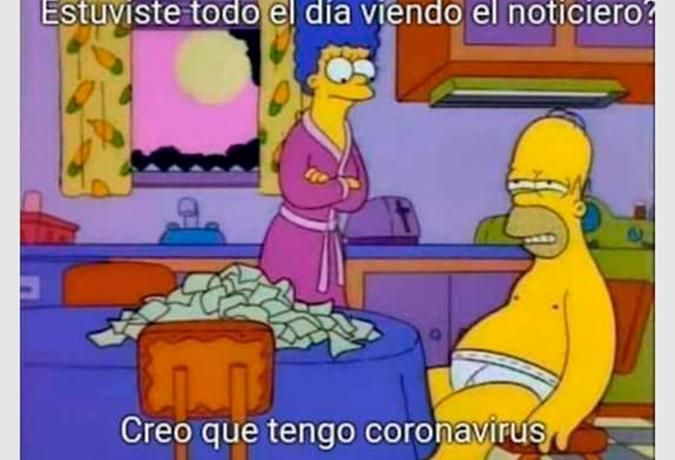 Se Tatuo Ella Misma A Homero Simpson Impulsada Por El Aburrimiento